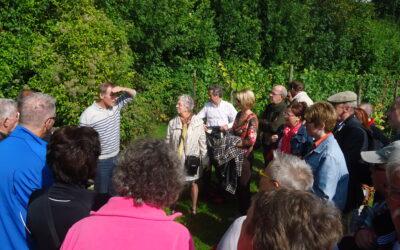 Gratis wijnstruik en advies voor inwoners wijndorp