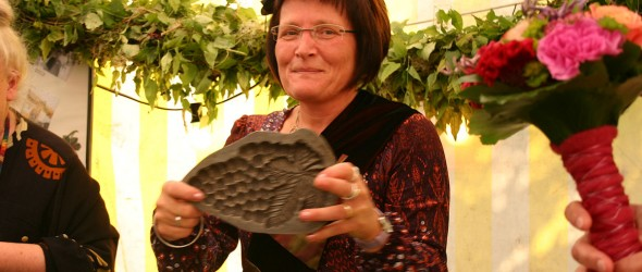 Nieuwe Wahlwiller wijnkoningin van 2011